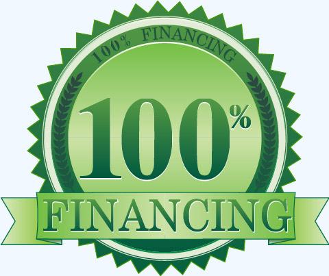 100 percent financing