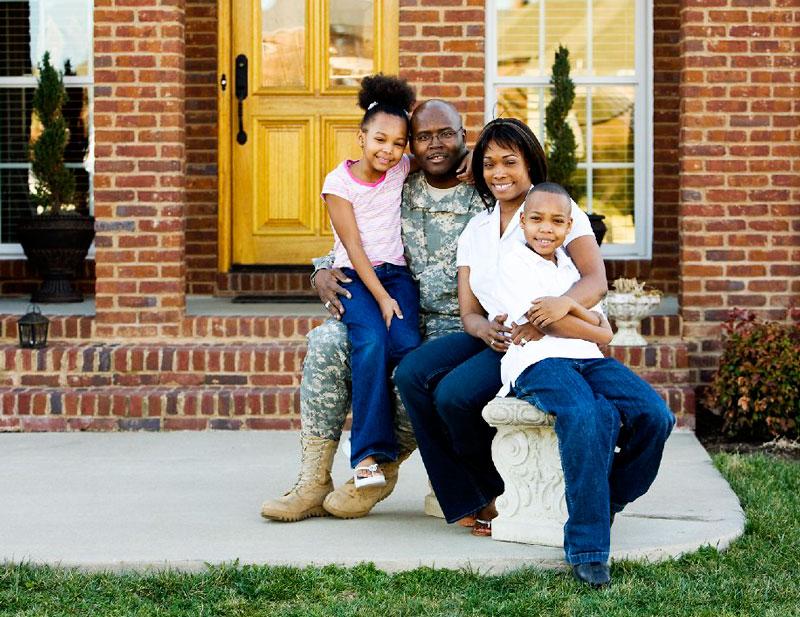 veteran family