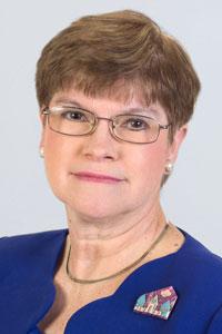 A. Joyce Garrison
